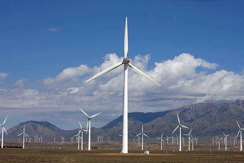 风力发电领域